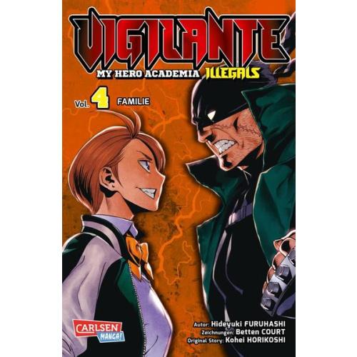 Vigilante - My Hero Academia Illegals 4